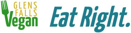 Glens Falls Vegan Logo